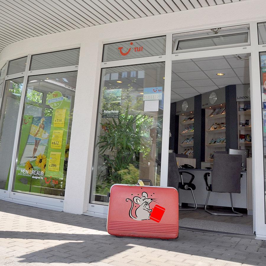 Reisebüro Bleichstraße Bielefeld