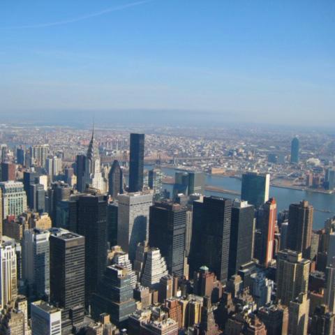 New York reise Flug buchen Bielefeld